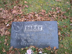Etta M <I>McEachern</I> Barry