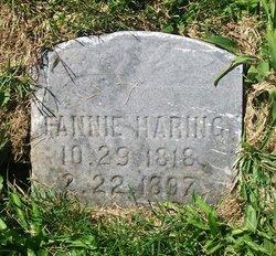 Fannie Haring
