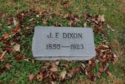 Joseph A Fagan Dixon