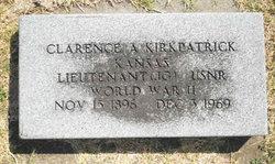 Clarence A. Kirkpatrick