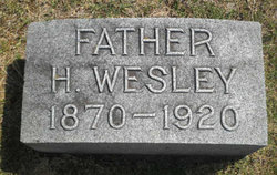 H. Wesley Kirkpatrick