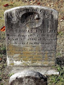 Capt Thomas J. Turner