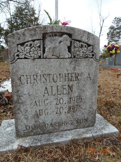 Christopher A. Allen