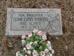 Terri Lynn Thomas