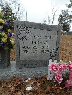 Linda Gail Thomas
