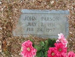 John Parson