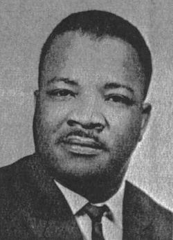 Rev Alfred Daniel Williams King, Sr