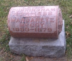 Margarete <I>Cunningham</I> McCoy