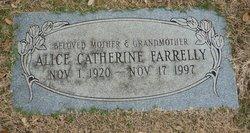 Alice Catherine Farrelly