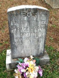 Horace Harvay Brown