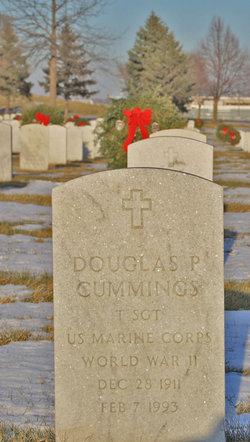Douglas P Cummings