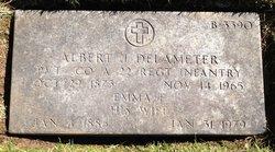 Emma Freda Delameter