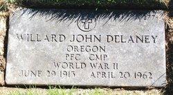 Willard John Delaney