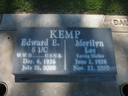 Edward E Kemp