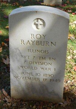 Roy Jacob Rayburn