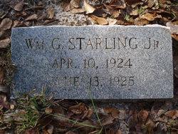 William Grady Starling, Jr