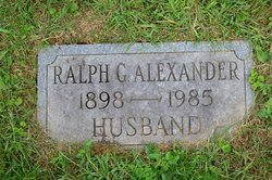 Ralph Glenn Alexander