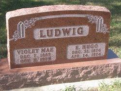 Violet Mae <I>Patrick</I> Ludwig
