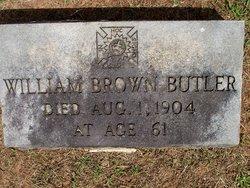 SGT William Brown Butler, Sr
