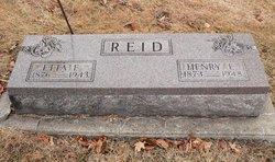 Etta E <I>Bunting</I> Reid
