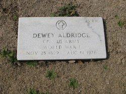 Dewey Aldridge