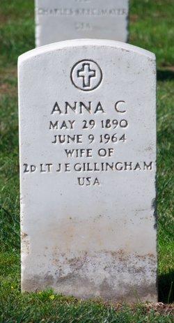 Anna C Gillingham