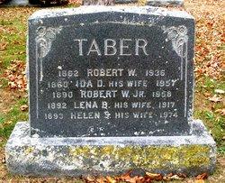 Robert Willis Taber, Jr