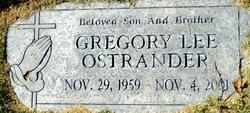 Gregory Lee Ostrander
