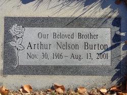 "Arthur Nelson ""Art"" Burton"
