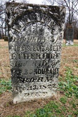 Mary Elizabeth <I>Etheridge</I> Bondurant