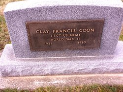 Clay Francis Coon