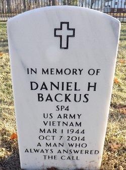 Daniel H. Backus