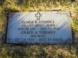 "CPL Elmer Bernard ""Barney"" Toomey"