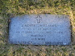 J Robert Williams