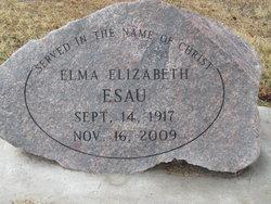 Elma Elizabeth Esau
