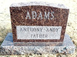 "Anthony ""Andy"" Adams"