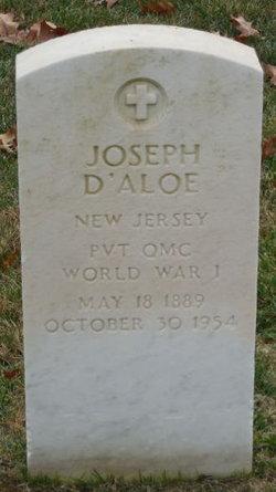 Joseph D'Aloe