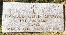 Harold Gene Denson