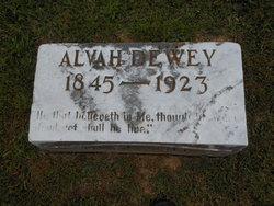 Alvah Dewey