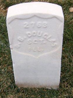 Sgt Ora Butler Douglas