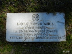 Dorothy B <I>Bagley</I> Aira