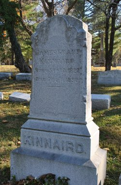 James Grant Kinnaird