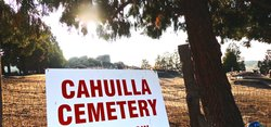 Cahuilla Indian Reservation Cemetery