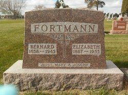Elizabeth Mary <I>Olberding</I> Fortmann