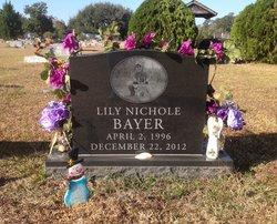 Lily Nichole Bayer