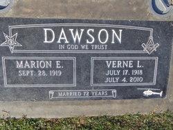 Louis Laverne Dawson
