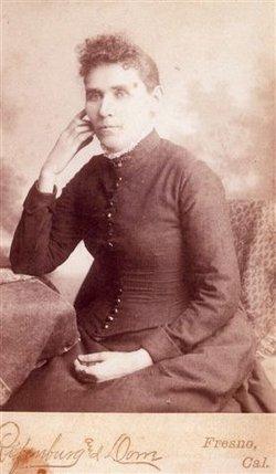 Marticia Ellen <I>Barnes</I> Simmons
