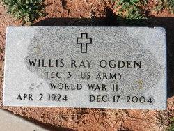 Willis Ray Ogden, Sr