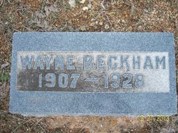 Otis Wayne Beckham