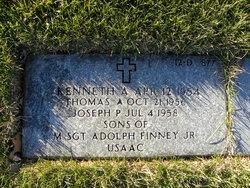 Joseph P Finney